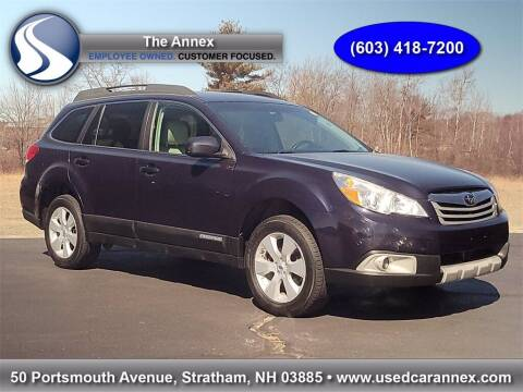 2012 Subaru Outback for sale at The Annex in Stratham NH