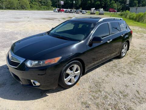 2012 Acura TSX Sport Wagon for sale at Hwy 80 Auto Sales in Savannah GA