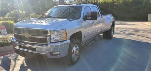 2013 Chevrolet Silverado 3500HD for sale at Motorcars Group Management - Bud Johnson Motor Co in San Antonio TX