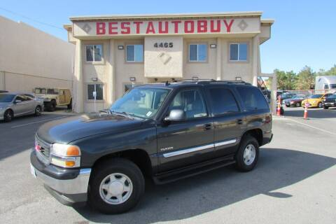 2006 GMC Yukon for sale at Best Auto Buy in Las Vegas NV