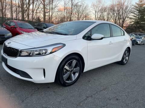 2018 Kia Forte for sale at Dream Auto Group in Dumfries VA