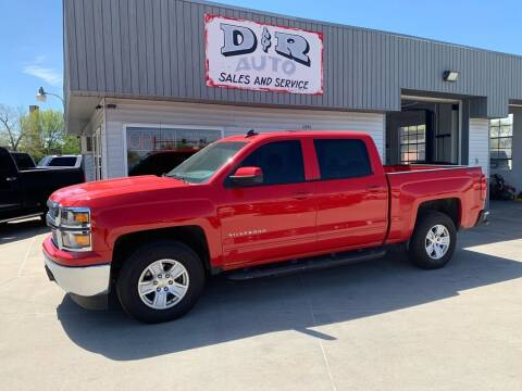 2015 Chevrolet Silverado 1500 for sale at D & R Auto Sales in South Sioux City NE