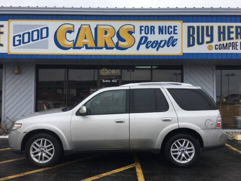 2007 Saab 9-7X for sale at Good Cars 4 Nice People in Omaha NE