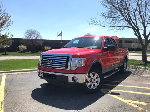 2011 Ford F-150 for sale at A & R Auto Sale in Sterling Heights MI