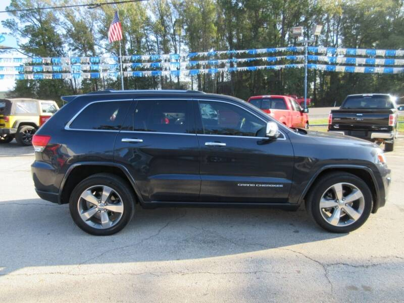 2014 Jeep Grand Cherokee 4x2 Overland 4dr SUV - Tyler TX