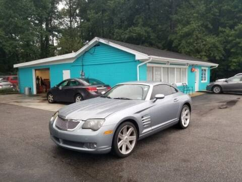 2006 Chrysler Crossfire for sale at 6348 Auto Sales in Chesapeake VA