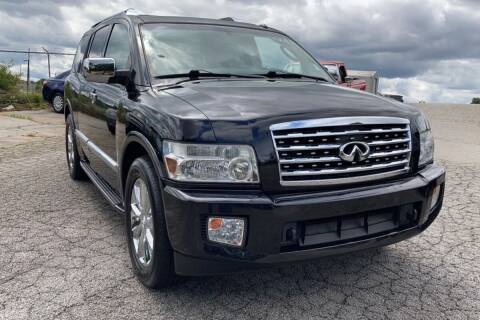 2010 Infiniti QX56 for sale at Auto Pros in Rock Hill SC
