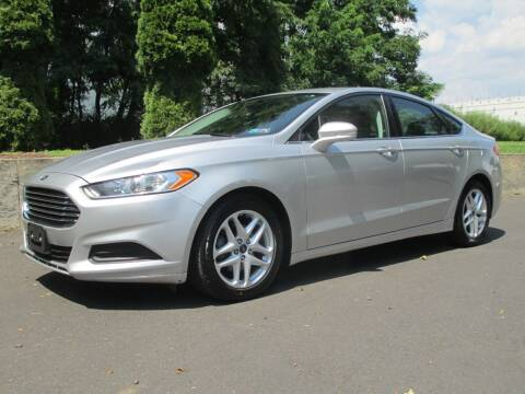 2016 Ford Fusion for sale at PA Direct Auto Sales in Levittown PA