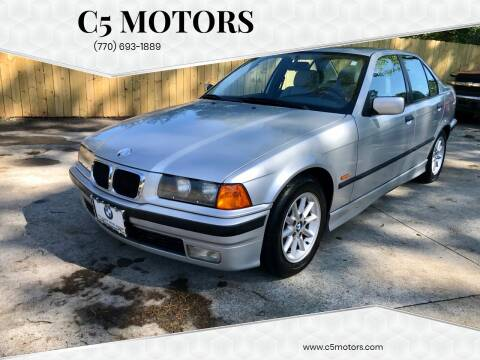 1998 BMW 3 Series for sale at C5 Motors in Marietta GA