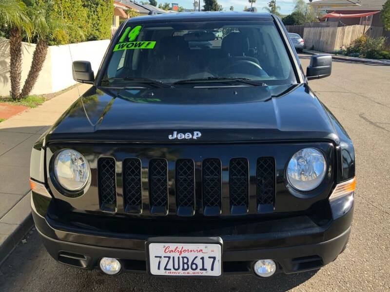 2014 Jeep Patriot for sale at Paykan Auto Sales Inc in San Diego CA