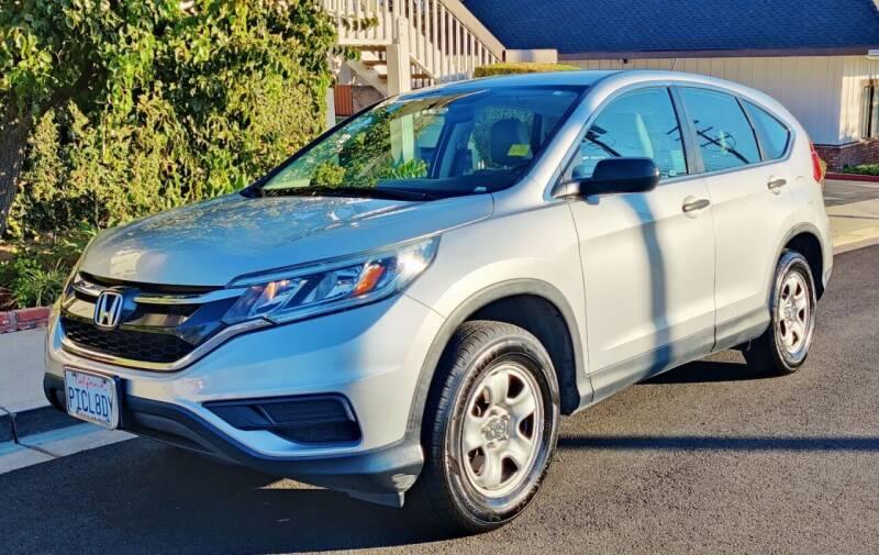 2015 Honda CR-V for sale at Apollo Auto El Monte in El Monte CA