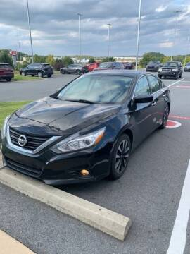 2018 Nissan Altima for sale at The Car Guy powered by Landers CDJR in Little Rock AR