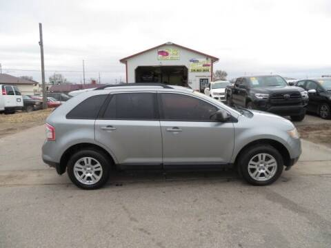 2007 Ford Edge for sale at Jefferson St Motors in Waterloo IA