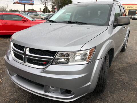 2016 Dodge Journey for sale at Atlantic Auto Sales in Garner NC