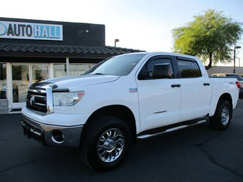 2010 Toyota Tundra for sale at Auto Hall in Chandler AZ