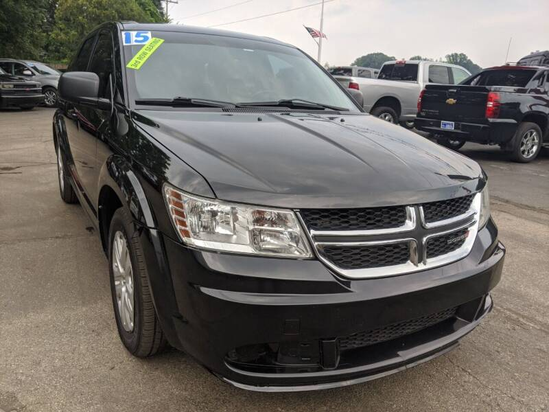 2015 Dodge Journey for sale at GREAT DEALS ON WHEELS in Michigan City IN