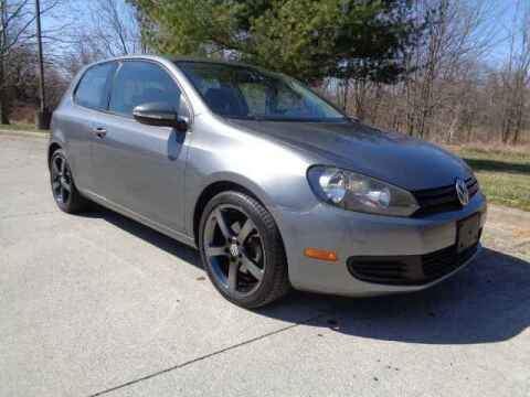 2012 Volkswagen Golf for sale at Purcellville Motors in Purcellville VA