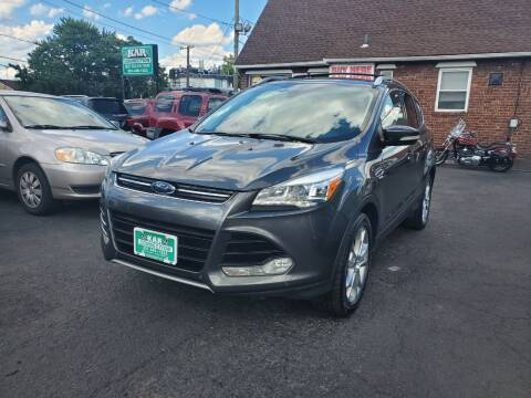 2016 Ford Escape for sale at Kar Connection in Little Ferry NJ