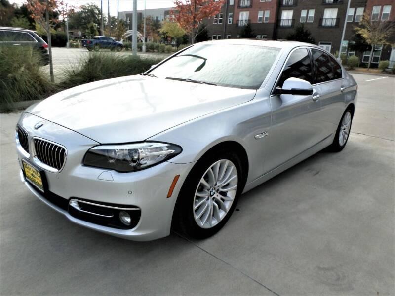 2015 BMW 5 Series 528i 4dr Sedan - Mckinney TX