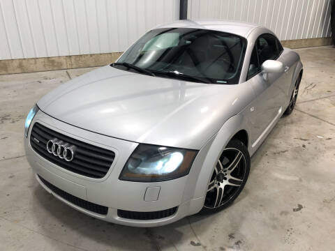 2002 Audi TT for sale at EUROPEAN AUTOHAUS in Holland MI