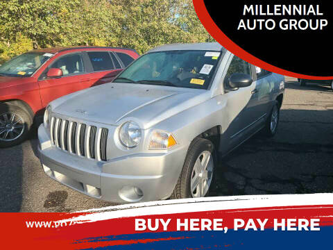 2009 Jeep Compass for sale at MILLENNIAL AUTO GROUP in Farmington Hills MI