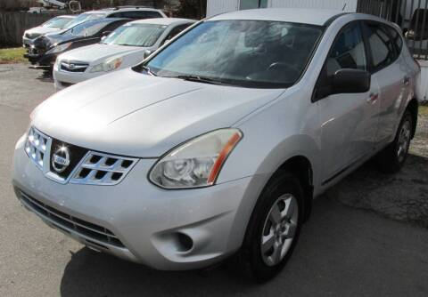 2013 Nissan Rogue for sale at Express Auto Sales in Lexington KY