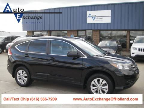2013 Honda CR-V for sale at Auto Exchange Of Holland in Holland MI
