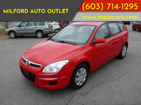 2011 Hyundai Elantra Touring for sale at Milford Auto Outlet in Milford NH