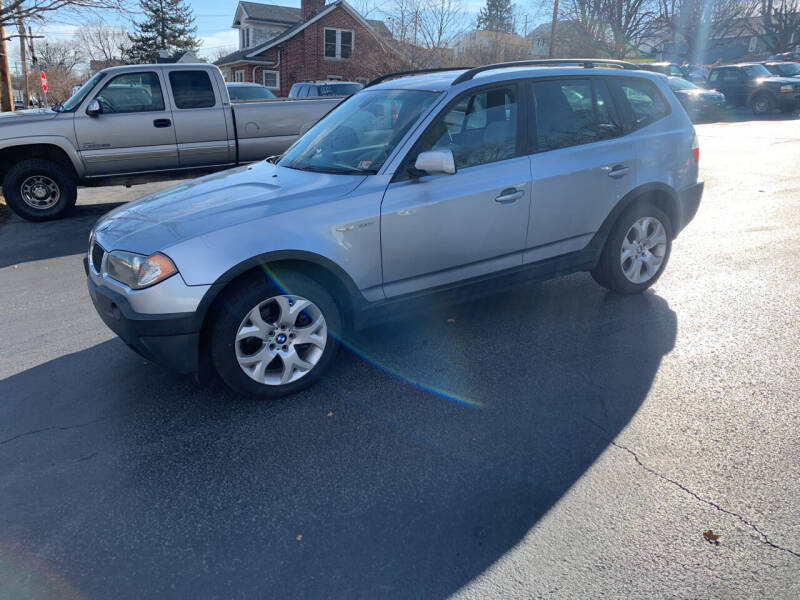 2005 BMW X3 for sale at KP'S Cars in Staunton VA