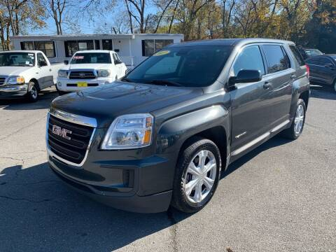 2017 GMC Terrain for sale at Diana Rico LLC in Dalton GA