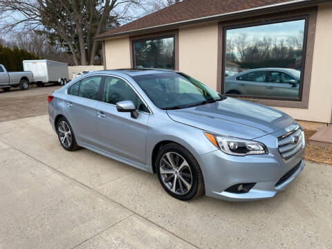 2015 Subaru Legacy for sale at VITALIYS AUTO SALES in Chicopee MA