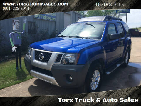 2014 Nissan Xterra for sale at Torx Truck & Auto Sales in Eads TN
