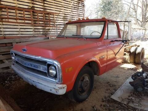 1970 Chevrolet C/K 30 Series for sale at Classic Car Deals in Cadillac MI