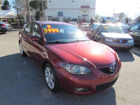 2009 Mazda MAZDA3 for sale at Auto Bella Inc. in Clayton NC