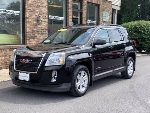 2010 GMC Terrain for sale at The King of Credit in Clifton Park NY