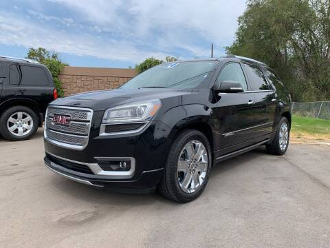 2014 GMC Acadia for sale at Berge Auto in Orem UT