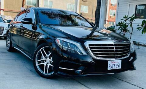 2014 Mercedes-Benz S-Class for sale at Pro Motorcars in Anaheim CA
