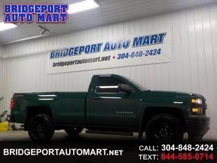 2014 Chevrolet Silverado 1500 for sale at Bridgeport Auto Mart in Bridgeport WV