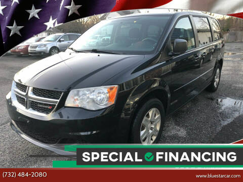 2013 Dodge Grand Caravan for sale at Blue Star Cars in Jamesburg NJ