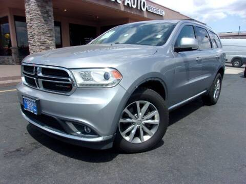 2015 Dodge Durango for sale at Lakeside Auto Brokers in Colorado Springs CO