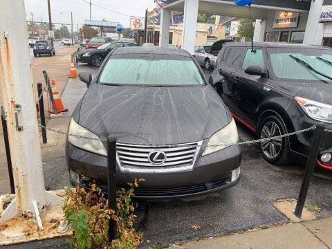 2010 Lexus ES 350 for sale at Glacier Auto Sales in Wilmington DE