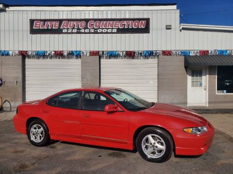 2001 Pontiac Grand Prix for sale at Elite Auto Connection in Conover NC