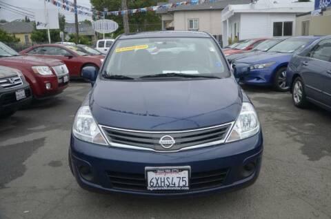 2010 Nissan Versa for sale at EXPRESS CREDIT MOTORS in San Jose CA