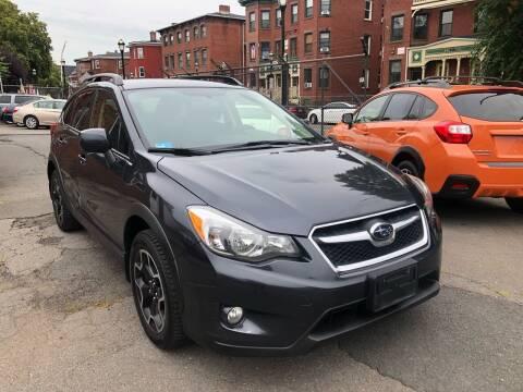 2014 Subaru XV Crosstrek for sale at James Motor Cars in Hartford CT