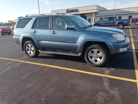 2004 Toyota 4Runner for sale at Sportscar Group INC in Moraine OH