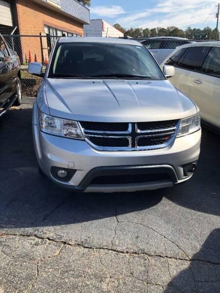 2013 Dodge Journey for sale at LAKE CITY AUTO SALES - Jonesboro in Morrow GA