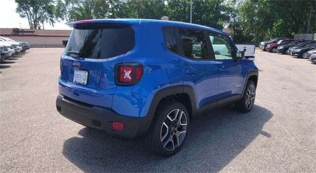 2020 Jeep Renegade RENEGADE JEEPSTER 4X4 - North Olmsted OH