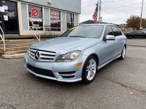 2013 Mercedes-Benz C-Class for sale at Bagwell Motors in Lowell AR