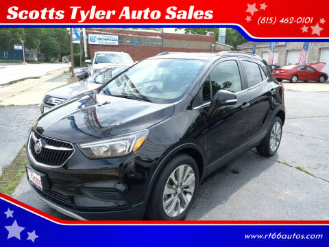 2018 Buick Encore for sale at Scotts Tyler Auto Sales in Wilmington IL