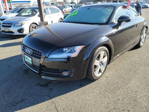 2008 Audi TT for sale at Artistic Auto Group, LLC in Kennewick WA